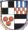 Wappen: Gemeinde Martinsheim