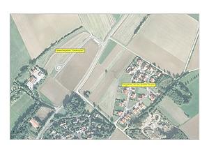 """Gewerbegebiet """"Am Hasenpfad"""" im Ortsteil Gnodstadt"""